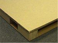 4-Way heavy duty laminated block style
