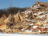 Scrap Pallet Removal - Milwaukee, Wisconsin - AFP