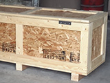 Custom Large Crate